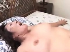 Adult Japanese Woman Gets Creampied