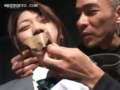 Teen asian sex prisoner gets confidential and cunt grabbed