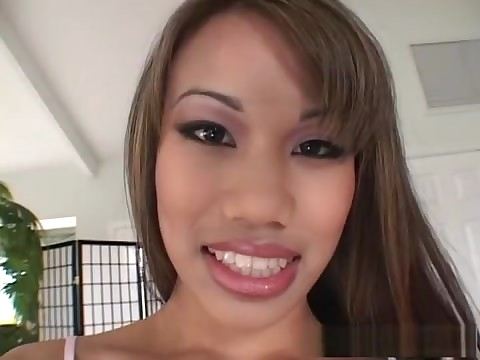 Astonishing pornstar Lucy Thai encircling exotic cumshots, asian xxx prepare oneself
