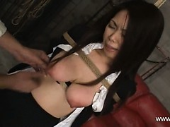 Deep soft analhole sex in prison
